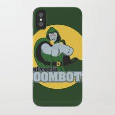 Latveria Doombots iPhone X Slim Case