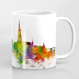 Bern Switzerland Skyline Coffee Mug