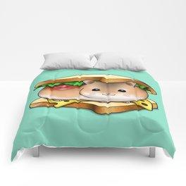 HamHam Sandwich Comforters