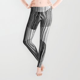 Monastery Striped Circles Leggings