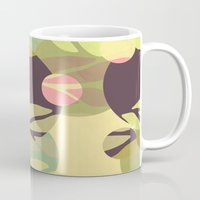 jungle Mugs featuring Jungle by VessDSign