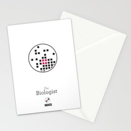 The Biologist Stationery Cards
