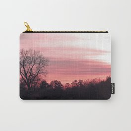 Winter Silhouettes Carry-All Pouch