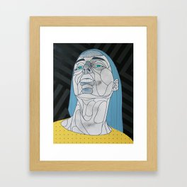 Reinvented Framed Art Print
