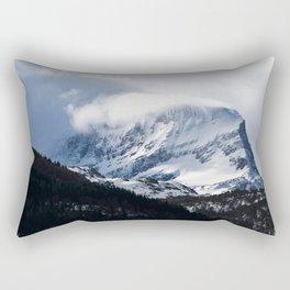 Mountain Mood III Rectangular Pillow