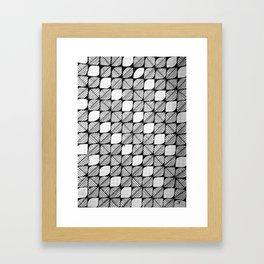 "Hand Drawn ""BoxArt"" Framed Art Print"