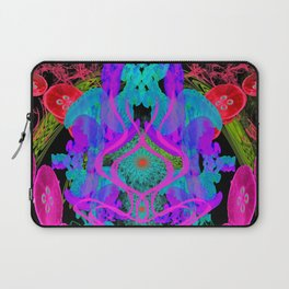 Jellyfish Warp Laptop Sleeve