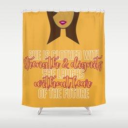 Women Shower Curtain