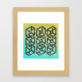 maximum  Framed Art Print