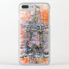 Nr. 10 Clear iPhone Case