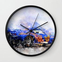 Jim Liberman, Jungle Jim Wall Clock
