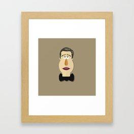 """""""Muppet of a Man"""" Framed Art Print"""