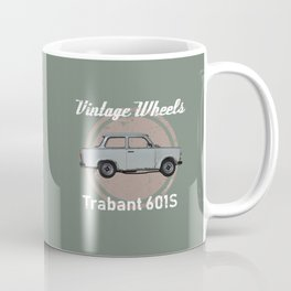 Vintage Wheels - Trabant 601S Coffee Mug