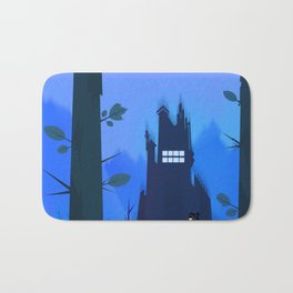 The Missing Time Bath Mat