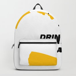 Washington D.C Beer Drinking Team Drink Local Backpack