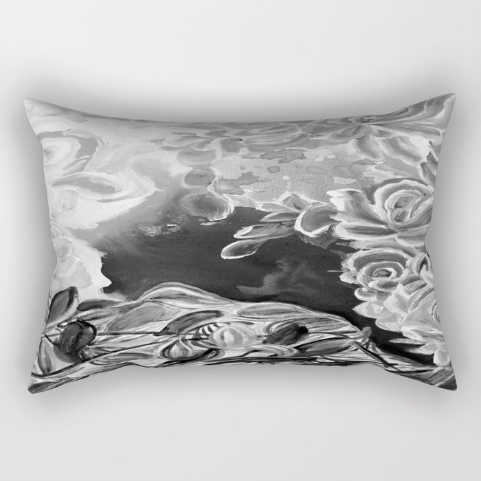 Ode to Creation Heavenly and Night Rectangular Pillow
