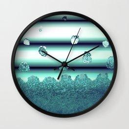 Evening Tide Wall Clock