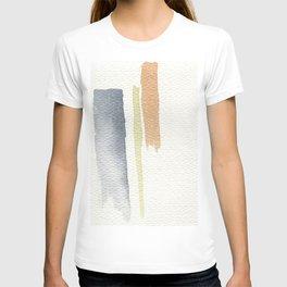 tri-color T-shirt