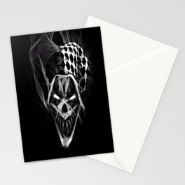 Jester's Dead Stationery Cards