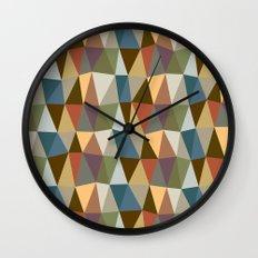 Pete's Safari Wall Clock