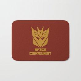 Space Communist Bath Mat