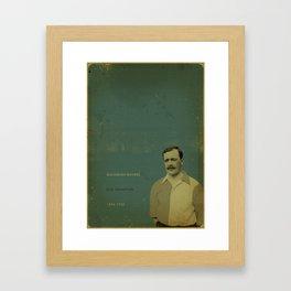 Blackburn - Crompton Framed Art Print