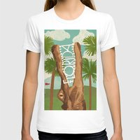 florida T-shirts featuring Florida by Santiago Uceda