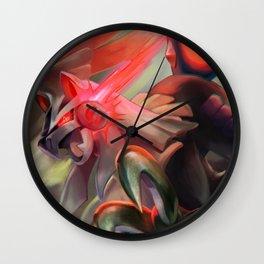 Silvally Wall Clock
