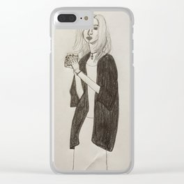 Angela Clear iPhone Case