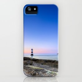 Black Point Lighthouse iPhone Case