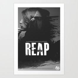 Reap Poster- Mirrors Art Print