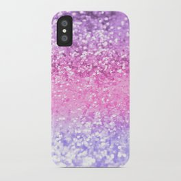 Unicorn Girls Glitter #2 #shiny #decor #art #society6 iPhone Case