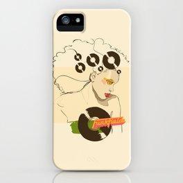 Funk My Field iPhone Case