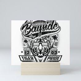 Bayside High Mini Art Print