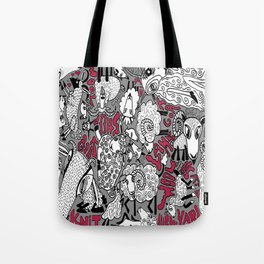 Sheep, Goats and Lambs...oh my! Tote Bag
