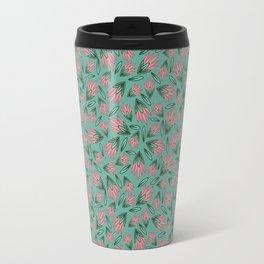 Tossed Lotus Travel Mug