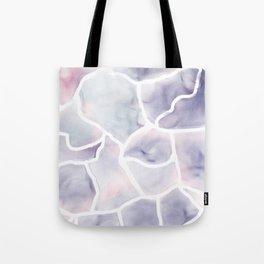 Watercolor stone texture Tote Bag