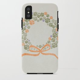 A Merry Clemson Christmas iPhone Case