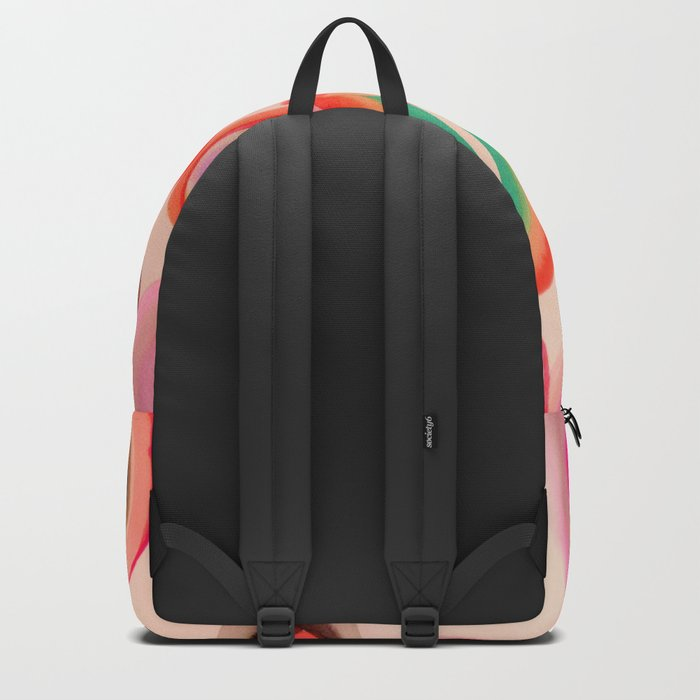 round up Backpack