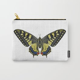 Dovetail butterfly, spring, butterfly fan Carry-All Pouch