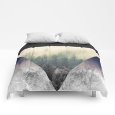 Inverted Forest Comforters