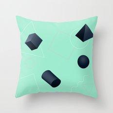 Recreo Throw Pillow