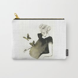 Le Farfalle Nello Stomaco Carry-All Pouch