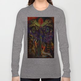Awake inside Environmental Dream Long Sleeve T-shirt