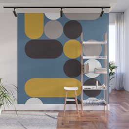 Domino 05 Wall Mural