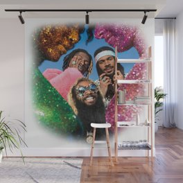 Flatbush Zombies - Vacation in Hell Wall Mural
