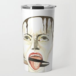 Fear of fear Travel Mug