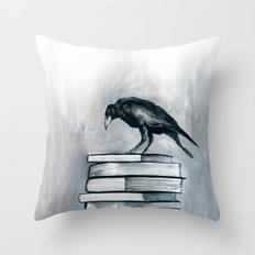 I Don't Read As Much As I'd Love To Anymore Throw Pillow
