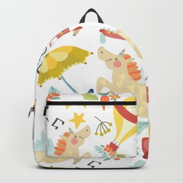 Unicorn Song Backpack