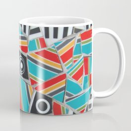 One, Two, Many Stripes Coffee Mug